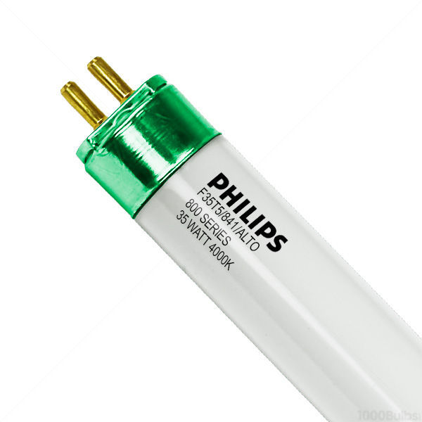 (Special Order) F35T5/841/ALTO - 35 Watt - T5 Fluorescent - 4000K - 800 Series Phosphors - Case of 40 - Philips 23095-3 Image