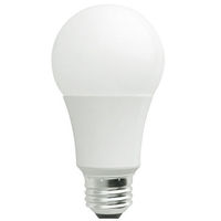 LED - A19 - 10 Watt - 60W Incandescent Equal - 825 Lumens - 3000 Kelvin Halogen White