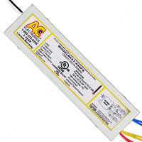 AC Electronics EST-A40PS - (3) Lamp - 26 to 42 Watt CFL - 120/277 Volt - Programmed Rapid Start - 0.85 Ballast Factor
