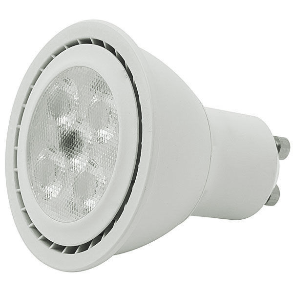 6 Watt - LED - MR16 - GU10 Base - 35 Watt Equal Image