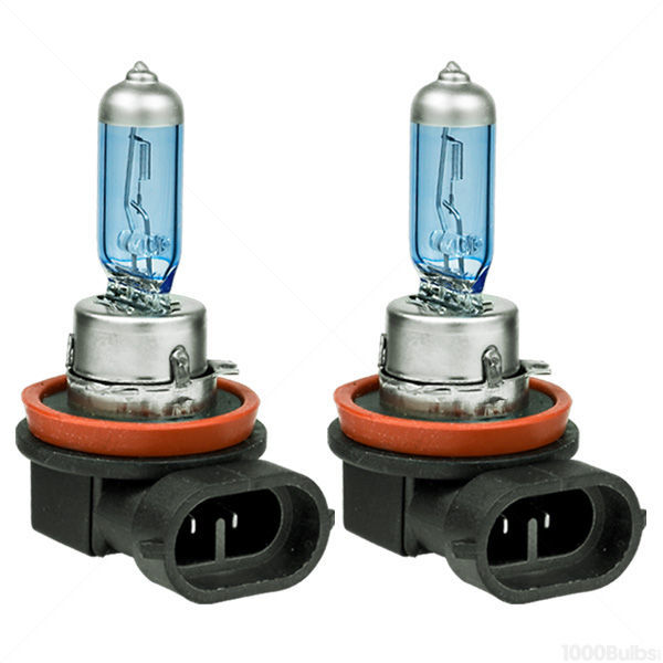(2 Pack) - H1155 Headlight - ClearVision Supreme - 55 Watt - 4100K - T3.25 Image