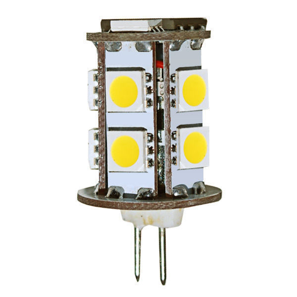 2 Watt - GY6.35 Base LED - 3000 Kelvin Image