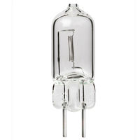 75 Watt - T4 - GY6.35 Base - Halogen - Clear - 2,000 Life Hours - 1,500 Lumens - 12 Volt
