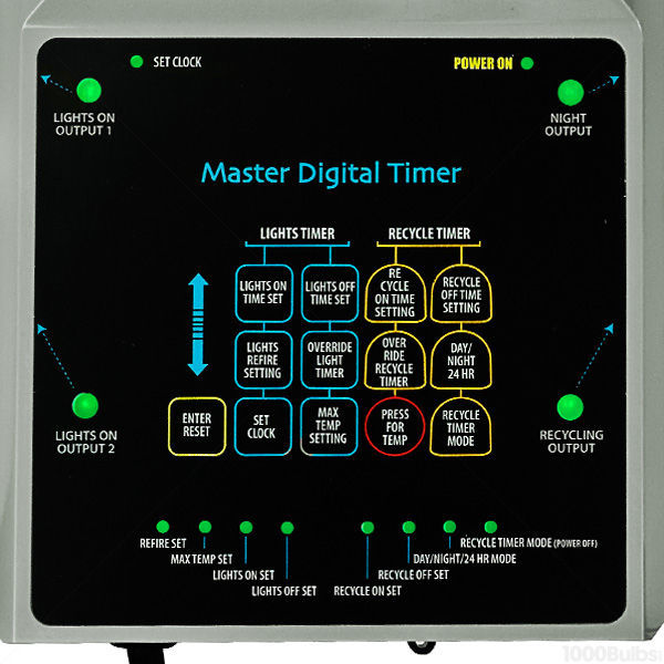 24-Hour Master Digital Timer Image
