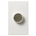 White - Lutron Centurion Incandescent Dimmer - Single Pole Image
