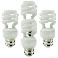 Spiral CFL - 23 Watt - 100W Equal - 2700K Warm White - 82 CRI - 69 Lumens per Watt
