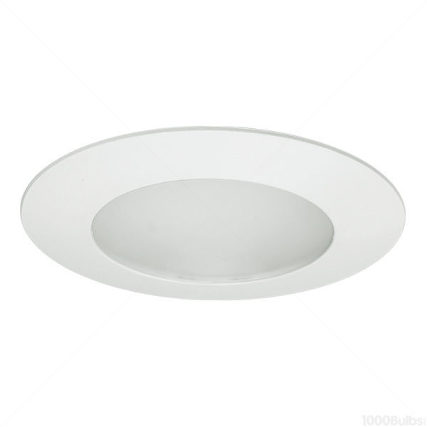 6 in. - White Shower Trim - PLT F625W Image
