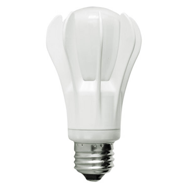 GE 65385 - Dimmable LED - 9 Watt - A19 - Omni-Directional - 40 Watt Equal Image