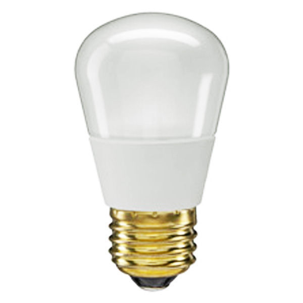 GE 65537 - 2.4 Watt - LED - S14 - Frosted Image