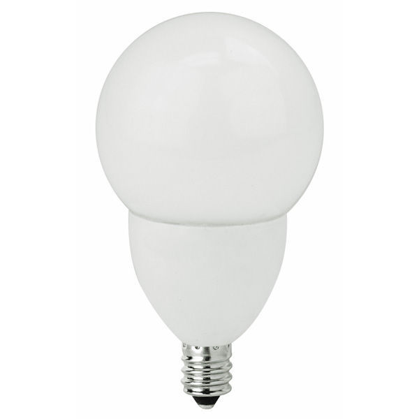 LED - 4 Watt - G16 Frosted Globe - 2 in. Diameter Image