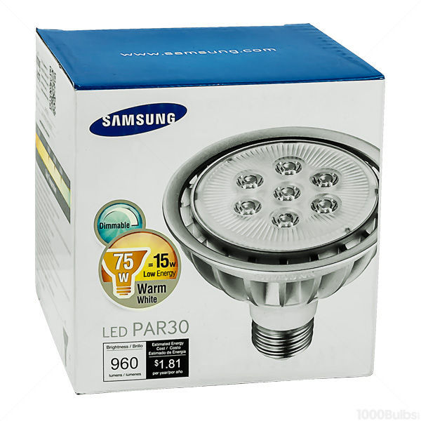 LED - PAR30 Short Neck - 15 Watt - 960 Lumens Image