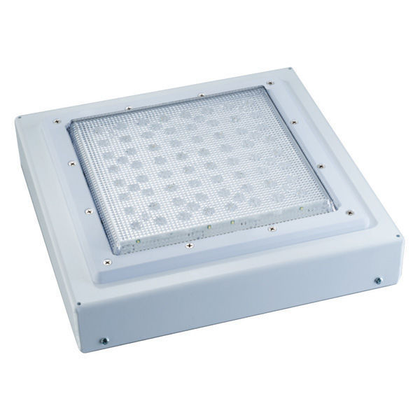 LED Canopy Light - 2870 Lumens - 28 Watt - 100W Equal Image