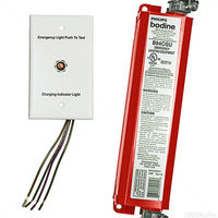 Bodine B94CGU - Emergency Backup Ballast - 90 Min. - Operates (1) 18-42W 4-pin CFL Lamp - 120/277 Volt