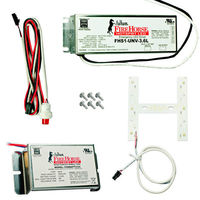 Fulham FHSKITT06SHC - LED Emergency Backup Lighting - T5, T8, T12 Troffer Retrofit Kit - 6 Watt - 750 Lumens - 90 min. Operation - LED Array Module - C-Cell Battery Pack - 120-277 Volt