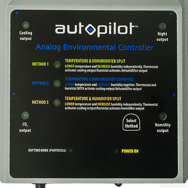 Analog Environmental Controller Image