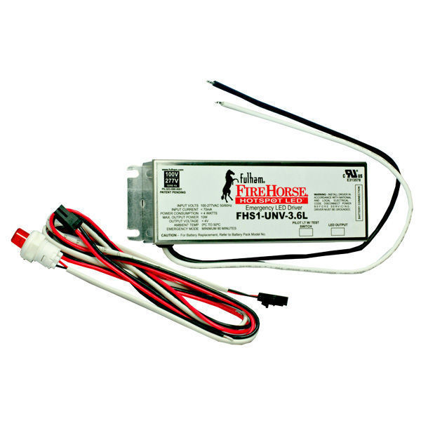 Fulham FHSKITT04LNF - LED Emergency Backup Lighting Kit Image