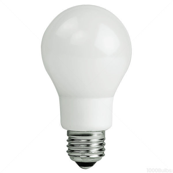 LED - 6 Watt - A19 - Omni-Directional - 40 Watt  Equal Image