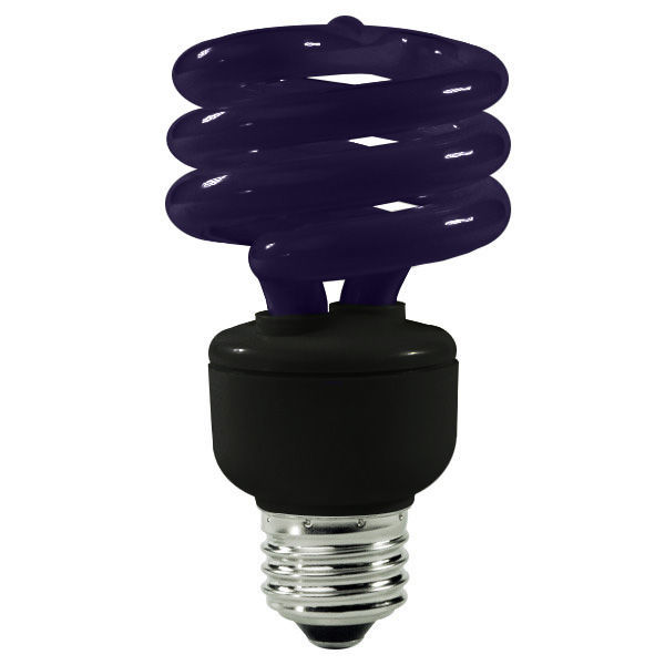 Halco 109270 15 Watt Black Light Cfl