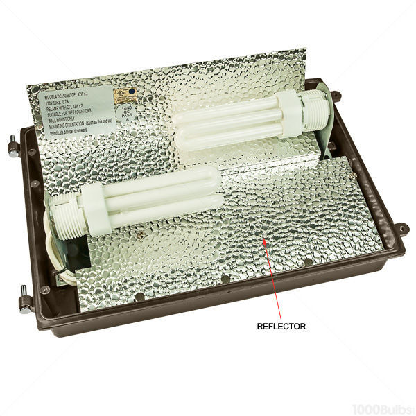 42 Watt - Compact Fluorescent - Wall Pack Image