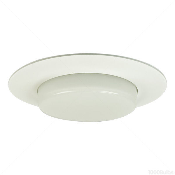 6 in. - White Shower Trim - PLT F613PW Image