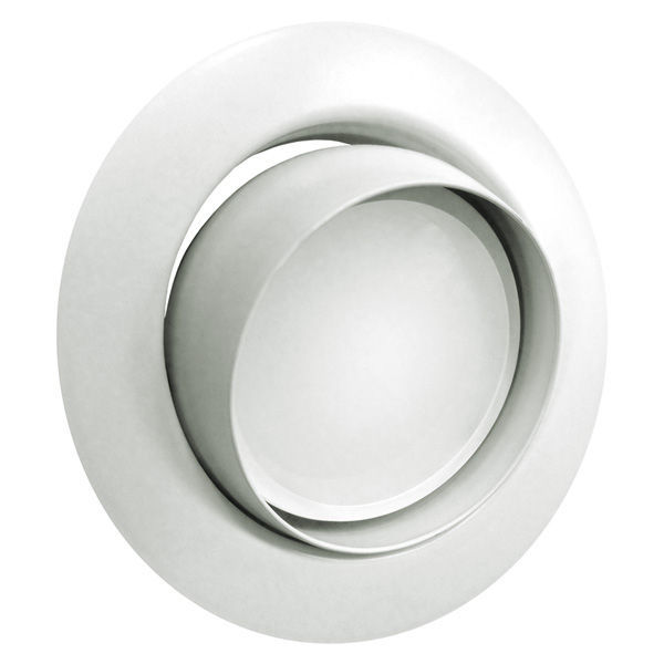 Nicor DEB6-10-120V-3K-WH - Downlight - LED Image