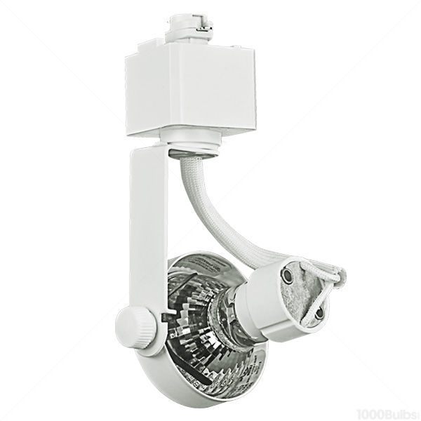 Nora NTH-697W - Gimbal Ring Track Fixture - White Image