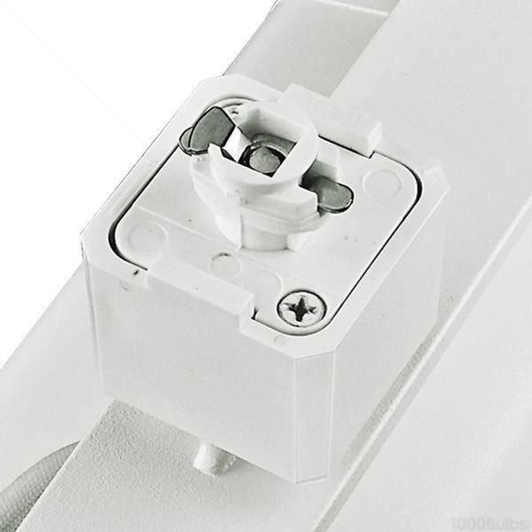 Nora NTF-2642W -  Compact Fluorescent Track Fixture  - White Image