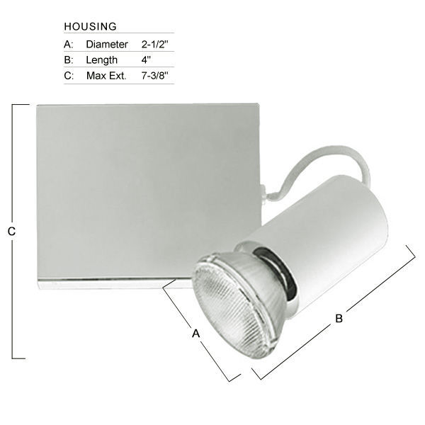 Nora NTM-5420 - Lamp Holder and Gimbal Image
