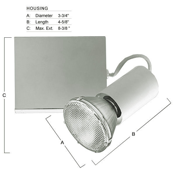 Nora NTM-5430 - Lamp Holder and Gimbal Image