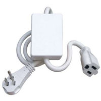Wireless  - Dimmer Switch - Plug-In Appliance Module - 1 Receptacle - White - 30 in. Cord - 15A Max. - 120 Volt