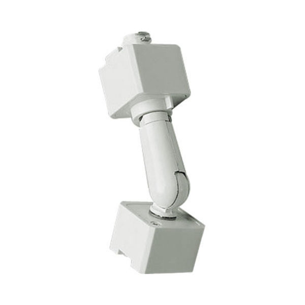Nora NT-333W - White - Slope Adapter Image