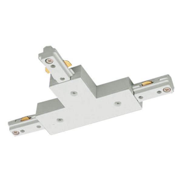 Nora NT 2314W L White T Connector Left Hand Polarity