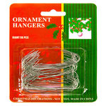 (50 Pack) - 2.5 in. Ornament Hooks Image