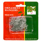 (100 Pack) - 1.38 in. Ornament Hooks Image