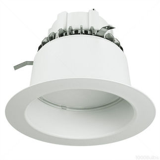 Front View - 1000 Lumens - 11W LED Downlight - Cree LR610L40K120VADR