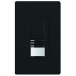 Lutron Maestro - PIR/Ultrasonic Occupancy/Vacancy Sensor - Black Image