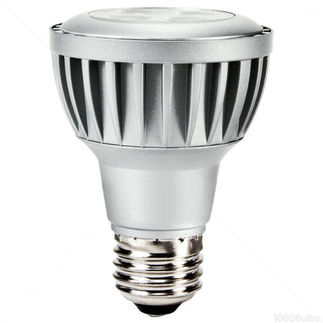 5.5 Watt - Dimmable LED - PAR20 - 4000K Warm White - Spot - 25 Watt Equal - LEDP-5PAR20/FL/840-DIM