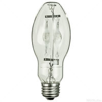 150 Watt - ED17 - Long Life (SPL) - Pulse Start - Metal Halide - Unprotected Double Arc Tube - 4000K - ANSI M102/E - Medium Base - Universal Burn - MHL 150W/U/ED17/PS/740 - Venture 35985