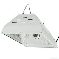 250 or 400 Watt - Digital Grow Light Reflector Kit - Smart Volt Ballast - Sun System