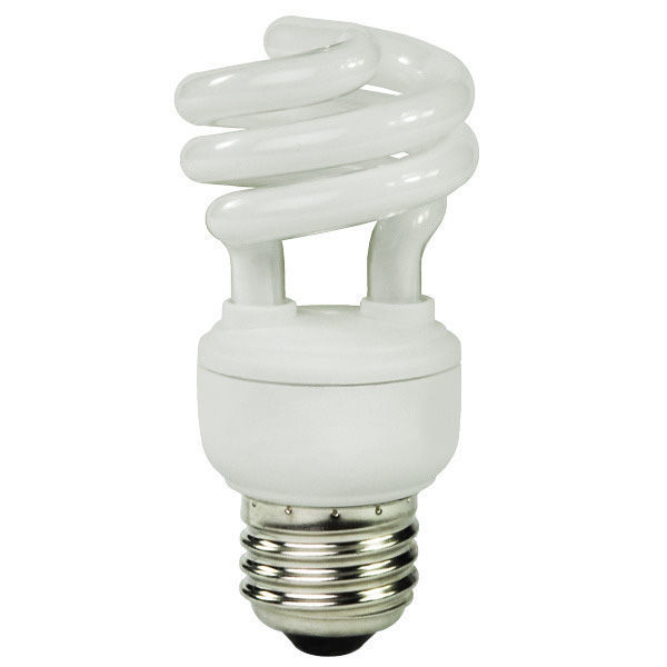 T2 CFL - 9 Watt - 40W Equal - 4100K Cool White Image