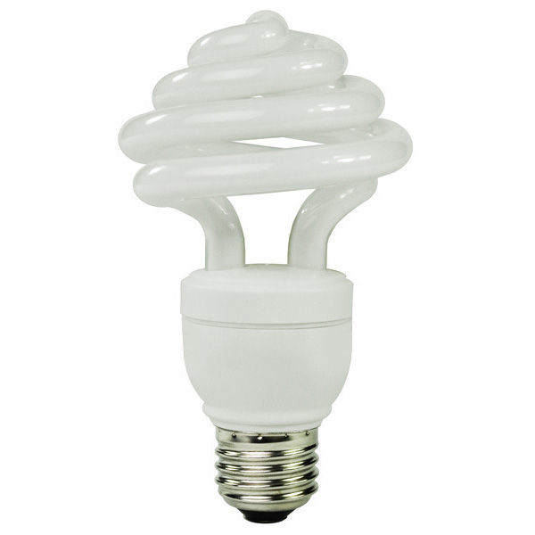 Spiral CFL - 20 Watt - 90W Equal - 2700K Warm White Image