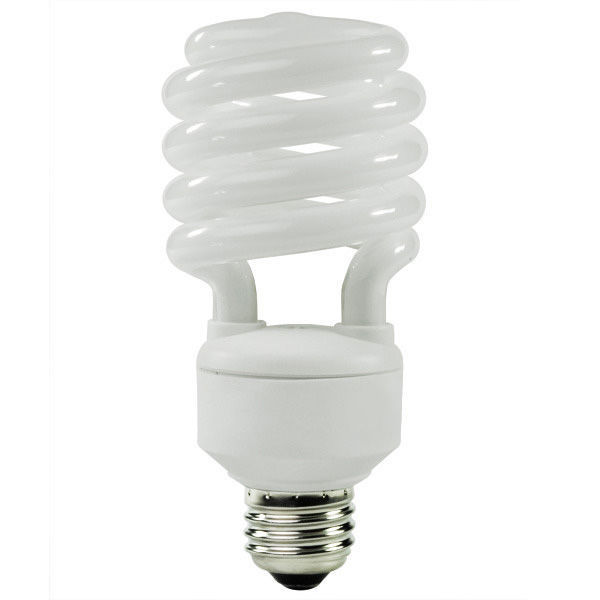 Spiral CFL - 23 Watt - 100W Equal - 4100K Cool White Image