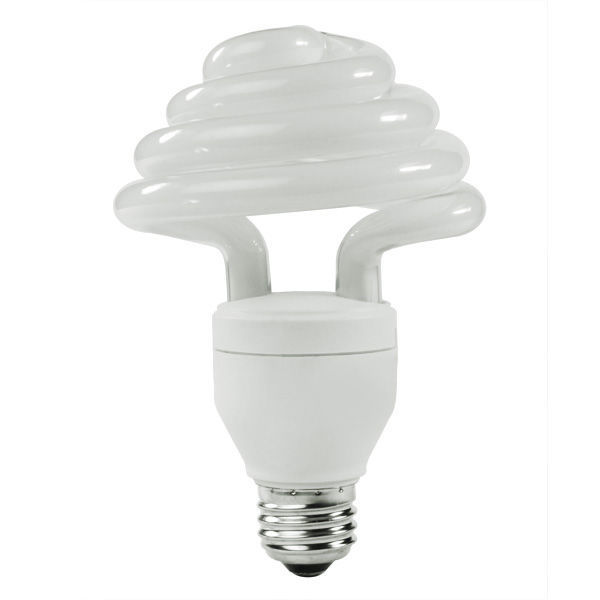 Spiral CFL - 30 Watt - 125W Equal - 5000K Full Spectrum Image