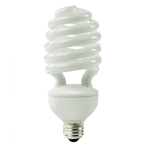Spiral CFL - 40 Watt - 150W Equal - 5000K Full Spectrum Image