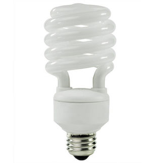 40 Watt - CFL - 150 W Equal - 4100K Cool White