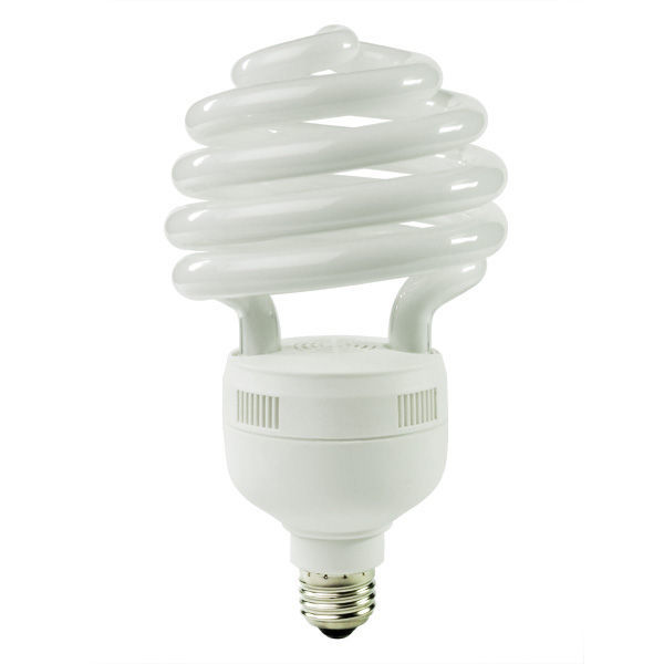 Spiral CFL - 55 Watt - 250W Equal - 5000K Full Spectrum Image