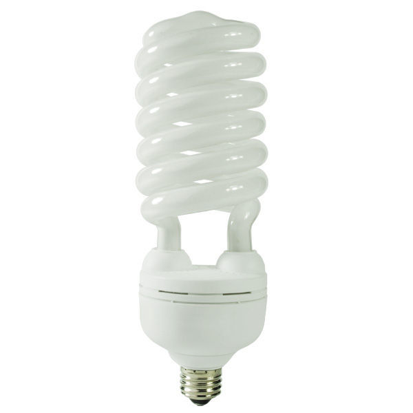 Spiral CFL - 85 Watt - 400W Equal - 4100K Cool White Image