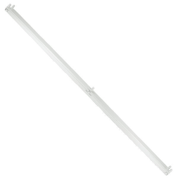 8 ft. Fluorescent Strip Fixture - Medium Body Image