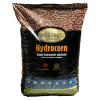 Growing Media - 36 Liters - HydroCorn Clay Pebbles - Gold Label VCBPGLCORN