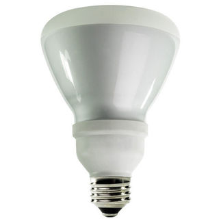TCP 8R3008LV - 8 Watt - Dimmable R30 CCFL